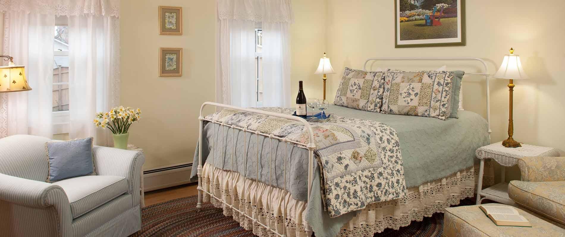 Bed and Breakfast in Burlington Vermont