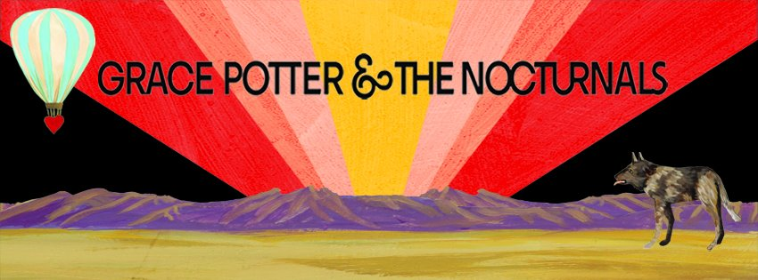 Grace Potter & the Nocturnals - Grand Point North