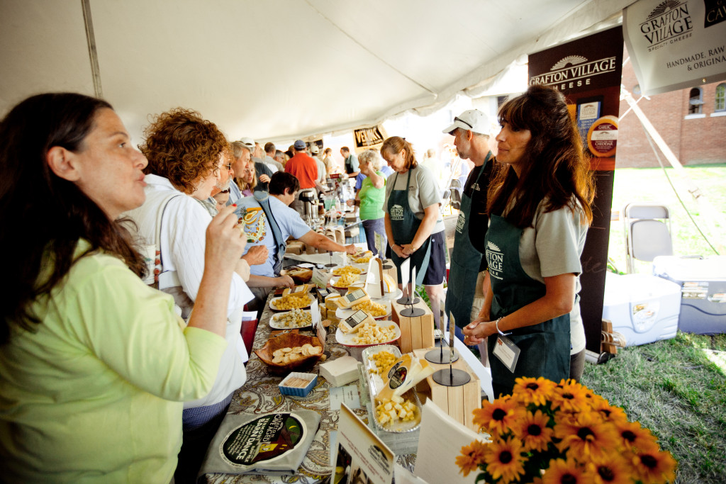 Vermont Cheesemakers' Festival
