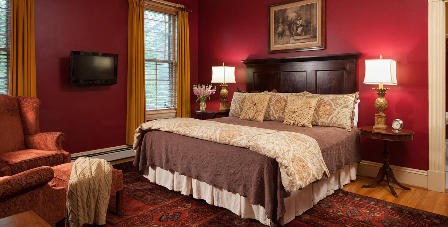 Allen Room bed
