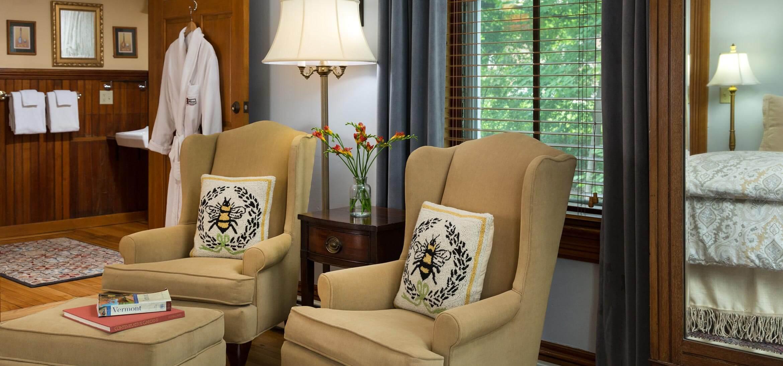 Reed Room sitting area