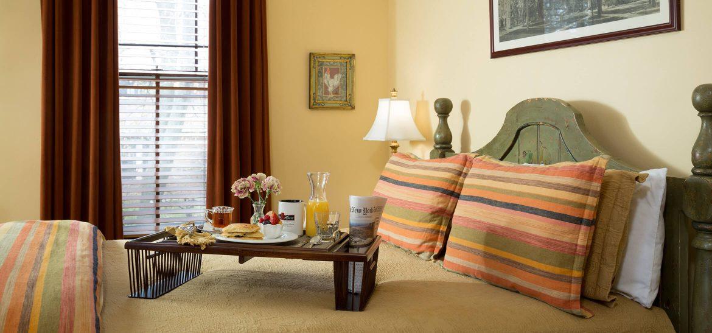 Fisher Room - Breakfast in Bed