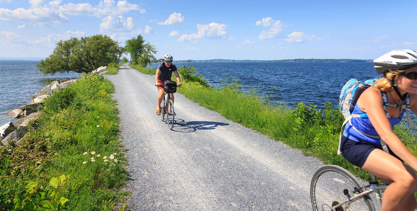 Burlington Waterfront Bike Paths