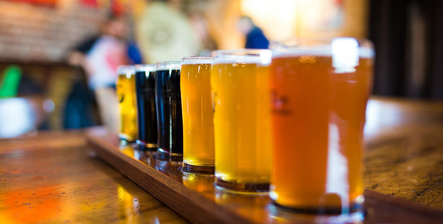 Breweries in Burlington
