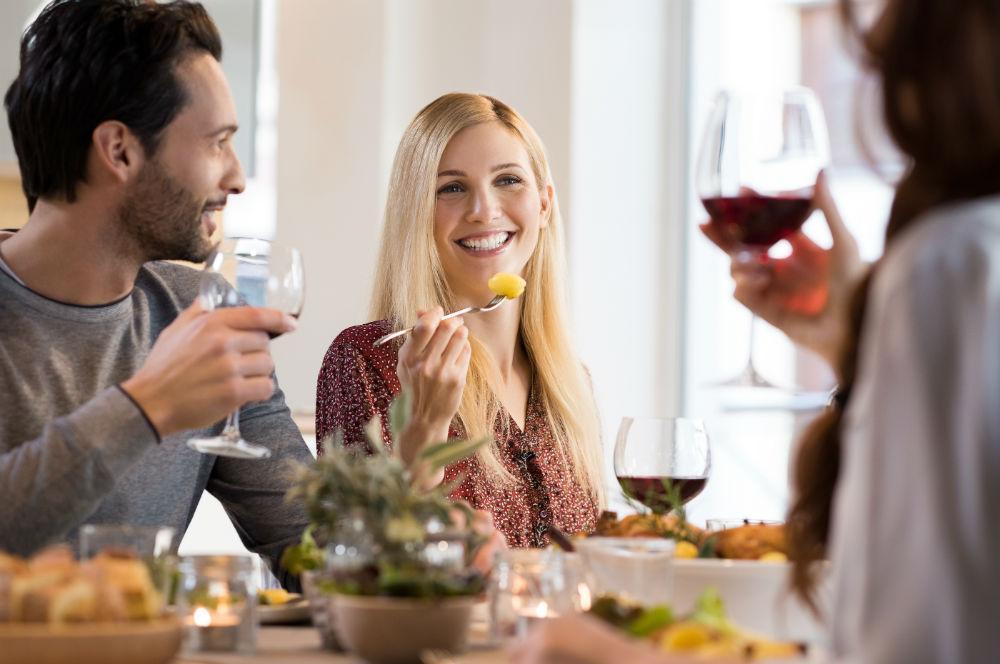 Vermont Restaurant Week - People Eating