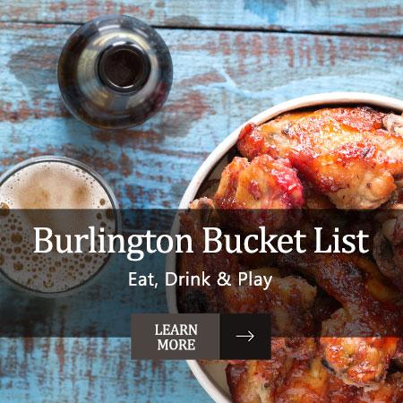 Burlington Bucket List