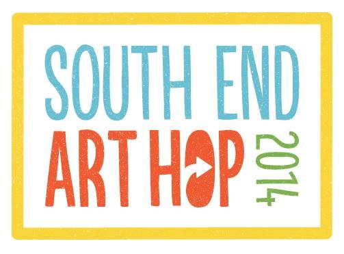 South End Art Hop 2014