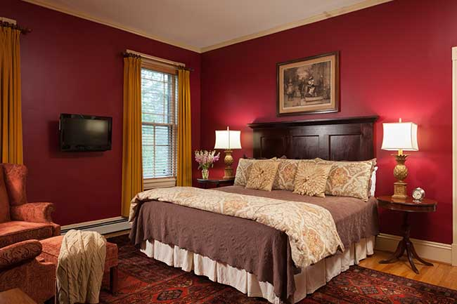 Allen Room - Burlington VT Inns