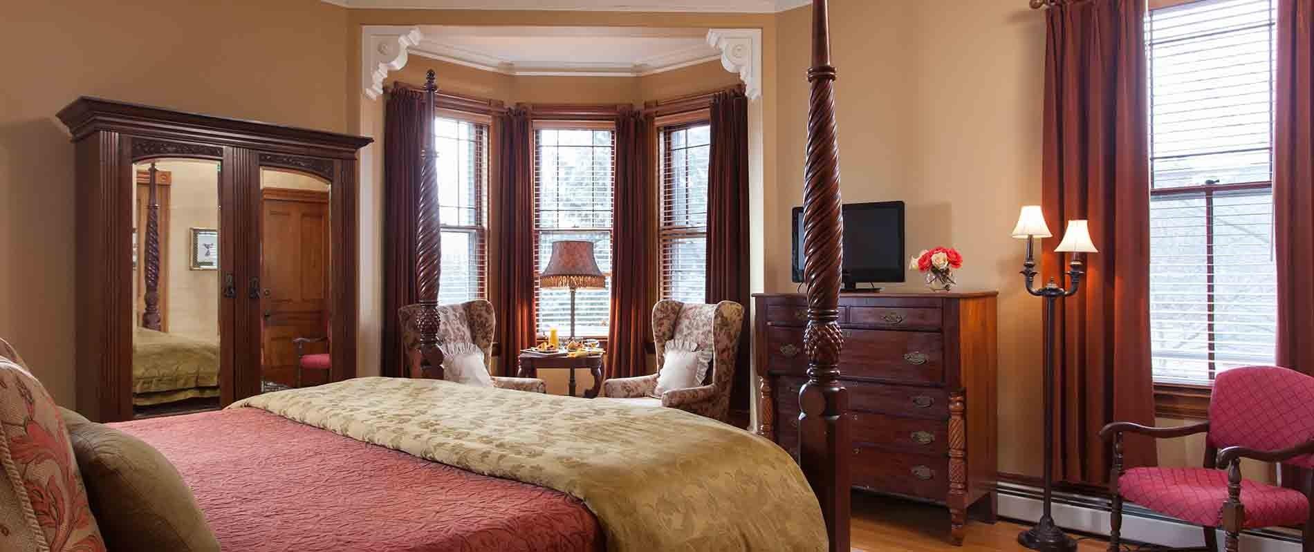 Burlington Vermont Bed and Breakfast