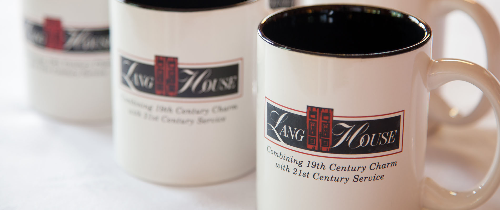 Lang House Inn - Burlington B&B Coffee Mugs